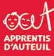 Logo rouge apprentis dauteuil