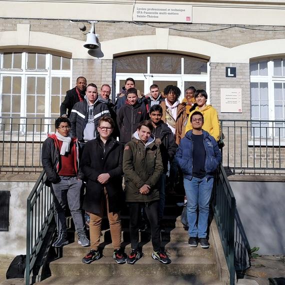 DEFI BREXIT - Voyage culturel de jeunes Apprentis d'Auteuil à Londres