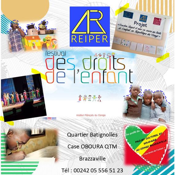 L'Art au service des Droits de l'Enfant - FRANCE=CONGO