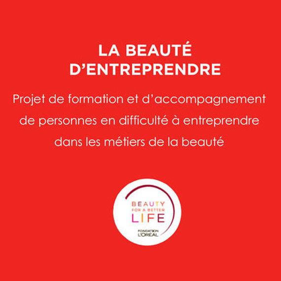 MARATHON DE PARIS 9 AVRIL 2017, La Beauté d'Entreprendre